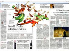 la stampa febbraio 2011