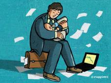 paternità o carriera corriede della sera 9 novembre 2014